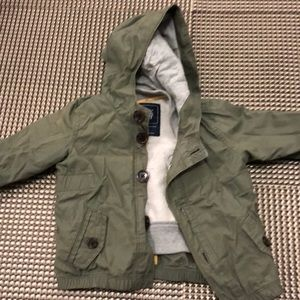 Unisex Lined Jacket Very Gently Used